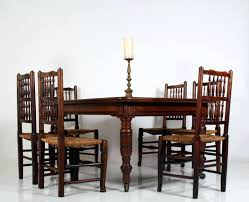 Oak Dining Tables For Sale with Cool Oak Dining Table And 6 Chairs Rustic Cm Extending Winsome