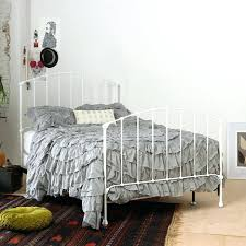 sears metal bed frame choice image home fixtures decoration ideas