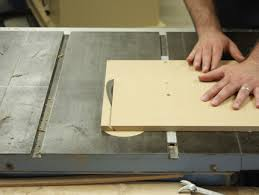 miter cuts on table saw build a tablesaw sled for precision miters finewoodworking