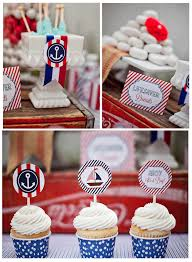 Ahoy It s A Boy Baby Shower Guest Feature} Celebrations at Home