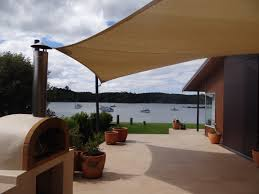 sun shades sails for decks deks decoration