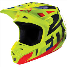 fox motocross helmets pyrok gear new race bluered mtb bmx dirt bike mx fox