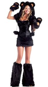 Cat Halloween Costumes Adults Black Bear Animal Halloween Carnival Christmas Cosplay Costumes