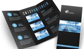 technology brochure template 50 free brochure templates for