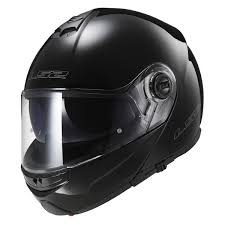 motorbike accessories ls2 ff325 strobe solid helmet modular flip up motorcycle