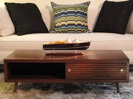 Midcentury Coffee Table Unique Home Living With Mid Century Coffee Table Iomnn Com