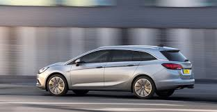 vauxhall astra sports tourer estate boots up at frankfurt motor