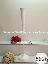 Metal Vases For Centerpieces by Compare Prices On Wedding Tall Flower Vases Online Shopping Buy