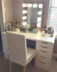 make up dressers 13 best makeup vanity goals images on dressing tables