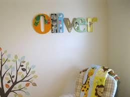 connected wood letters wooden words custom made craftcuts com