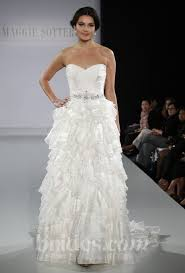 Maggie Sottero Wedding Dress Maggie Sottero Wedding Dresses Fall 2013 Bridal Runway Shows