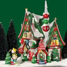 department 56 pole christmasland tree toppers