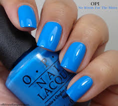 this blue it u0027s captivating i need it opi no room for the