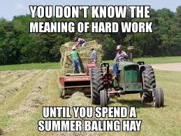 Tractor Meme - joseph dykstra complaints about memes