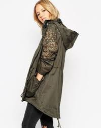 Free People Parka Free People Embroidered Parka Size Xs Beautiful Free People Parka