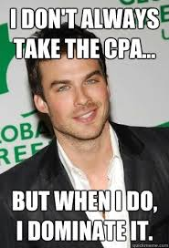 Cpa Exam Meme - 83 best things to do after i pass the cpa exam images on pinterest