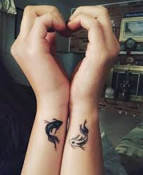 Bf Gf Tattoo Ideas Get 20 Matching Tattoos Ideas On Pinterest Without Signing Up