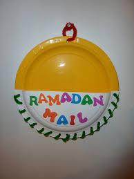 ramadan mail u201cbox u201d craft muslim learning garden