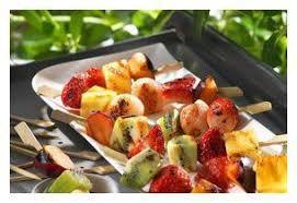 cuisiner à la plancha gaz roller grill ensemble plancha et desserte inox bois piscine