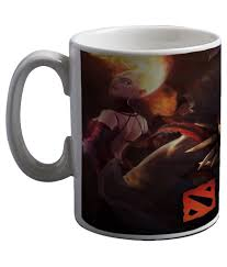 artifa dota 2 coffee mug buy online at best price in india snapdeal