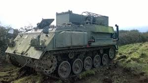alvis afv 439 armoured personnel carrier w u0026h peacock and locke