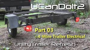 trailer at four pin trailer wiring diagram gooddy org