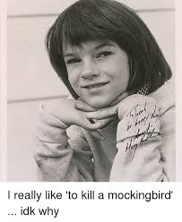 To Kill A Mockingbird Meme - just remember that sometimes the way you think about a person isn t