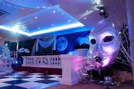 ideas for masquerade party decorations for children ward log homes