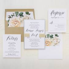 calligraphy invitations modern calligraphy customizable wedding invitations beacon