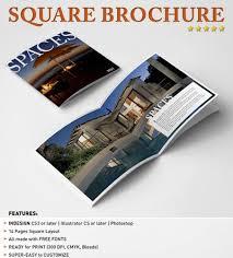 20 free brochure templates psd format