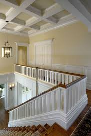 Stairs And Landing Ideas by 533 Best Staircases And Foyers Images On Pinterest Stairs