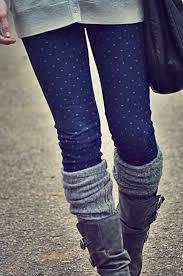 gap patterned leggings kind of liking the leg warmer boot combination to bridge the capri