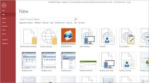 database software and applications microsoft access