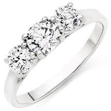 zirconia stone rings images 9ct white gold cubic zirconia three stone ring 0011908