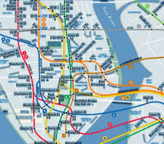mta map subway mta releases version of subway map voice