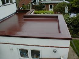 what is a flat roof these are horizontal or nearly horizontal