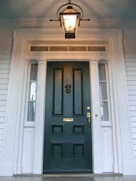 Exterior Door Paint Front Doors Black Front Door Green House Terrace Front