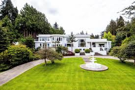 greater vancouver luxury homes and greater vancouver luxury real