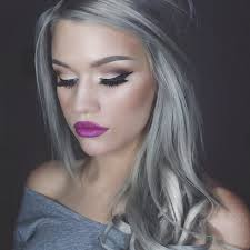 hair 2015 color grey hair trend spring summer 2016 beauty coolallure