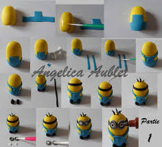 Minion Cake Decorations Minions Cake Topper Instructions I Like This Straight Forward