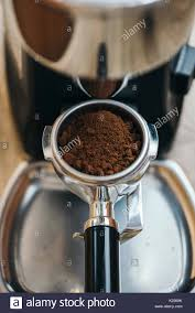 espresso ground coffee freshly ground coffee stock photos u0026 freshly ground coffee stock