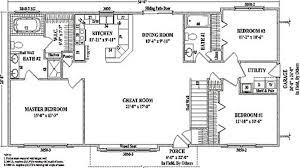 small ranch house floor plans ranch floor plans viviantang co