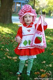 Strawberry Baby Halloween Costume Awwww Mother
