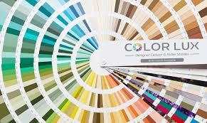 comfortex color lux villa blind and shutter