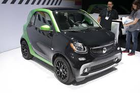2017 smart fortwo electric drive review smartest of the smarts