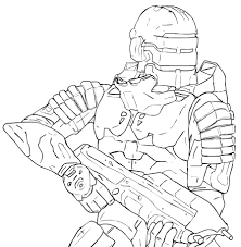 the deadliest halo 3 armor by methados on deviantart