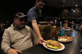 home theater nashua nh dinner and a movie all in one place at several theaters north of