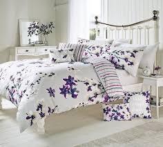 Double Duvet Set Super King Size Duvet Covers Purple Sweetgalas
