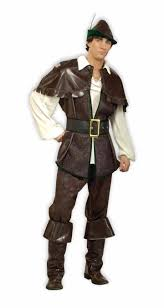 prestige robin hood designer collection men costume 75 99