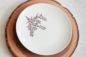 personalized ceramic plate diy sharpie dinnerware the sweetest occasion